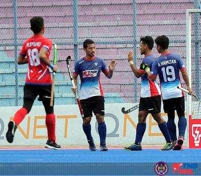 TNB LHM 2019: TNB Tundukkan Pasukan Adik 8-0