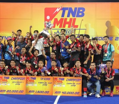 Piala TNB 2018: SSTMI Thunderbolt Pertahan Kejuaraan