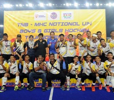 Kejohanan B-14: Perak Dan Kuala Lumpur Muncul Juara