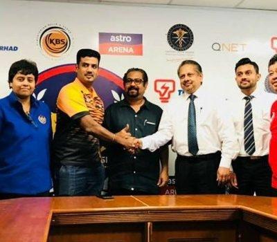 Kumar Kembali Ke Pangkuan Malaysian Tigers