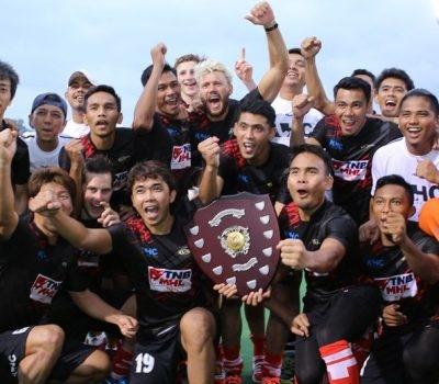TNB LHM 2018: KLHC Pertahan Piala Sumbangsih
