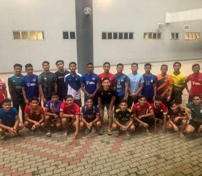 25 Pemain Lengkapkan Barisan Skuad Remaja Lelaki 2020