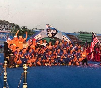 Tigers roar back to emerge champions in Dhaka