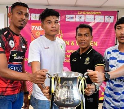 Debaran 4 Pasukan Memburu Tempat Ke Final TNB Piala Tun Abdul Razak 2019