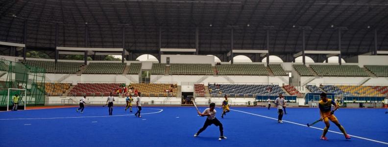 TNB-1Mas Kejohanan Hoki B-14: Pahang, Sabah, mara ke Saingan Kumpulan X-Y