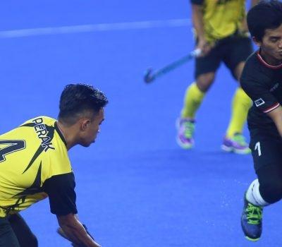 TNB Piala Tun Abdul Razak 2018: Perak, Terengganu Sama Hebat