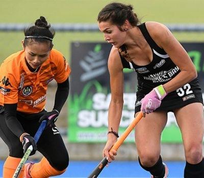 Nuraini scores as Tigress end NZ tour
