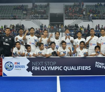 Tigers Vow To Come Back Stronger For November's Olympic Qualifiers