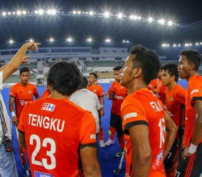 Lagenda Australia Turun Ilmu Kepada Malaysian Tigers