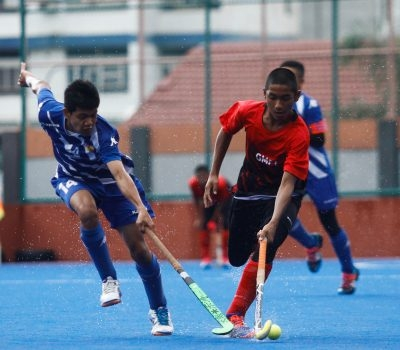 Glorious Pahang in boys and girls final!
