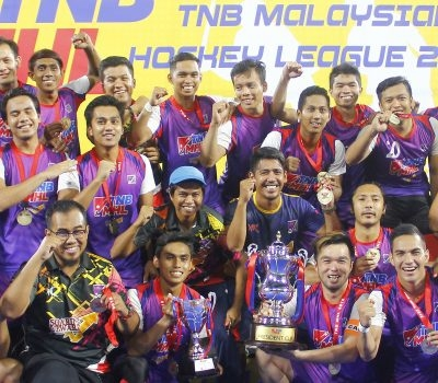 Piala Presiden 2018:  UITM Julang Trofi Piala Presiden