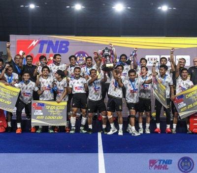 Penentuan Penalti Shoot-out Julang THT Selaku Juara Piala TNB 2021