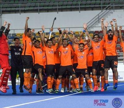 UniKL Juara Liga, Jaringan Tunggal Tengku Ahmad Tajuddin Julang Kejayaan UniKL
