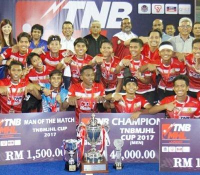 SSTMI juara Piala TNB
