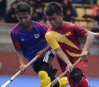 Perak boys and Sabah girls in final