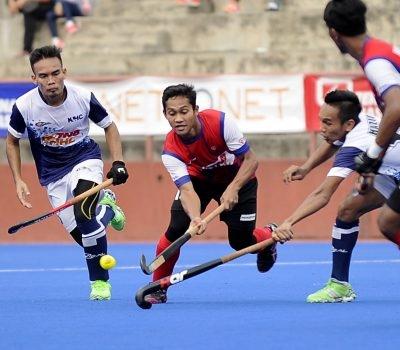 TNB put on gallant fightback to snatch late draw