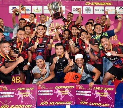 Melaka Raih Takhta Kejuaraan Divisyen 1, Selangor Tebus Dendam