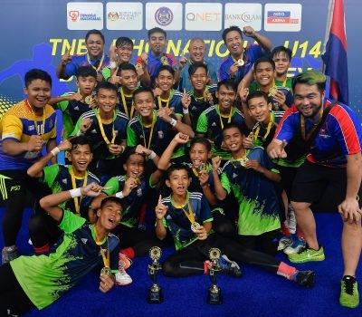 Kejohanan Bawah-14 Tahun Kebangsaan – Kejuaraan Buat Johor & Negeri Sembilan