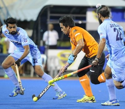 Rupinder sinks Malaysia with two goals
