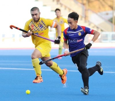 Thunderbolt, SSTMI in President Cup Final