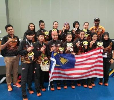 Indoor Women claim hard fought Bronze