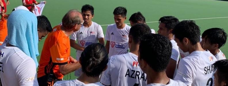 Malaysia Dan England Terikat Seri