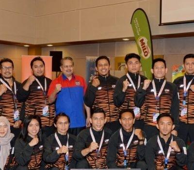 Sukan SEA 2019: Skuad Lelaki Dan Wanita Sedia Galas Cabaran Di Filipina