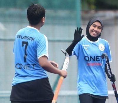 TNB Piala Tun Abdul Razak (Wanita) 2020 : Selangor Gah Ungguli Kumpulan A