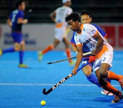 INDIA THROUGH TO SIXTH JUNIOR ASIA CUP FINAL