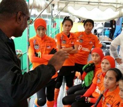Piala Asia Wanita 2017: Aksi Suku Keempat Malaysia – Singapura Disambung Esok