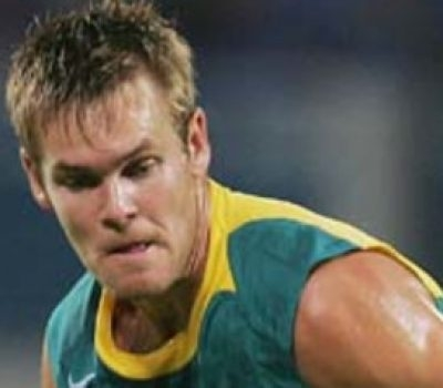 Aussie hopes to beef up national team's attack before embarking on playing tour